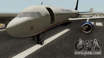 Airbus A320 US Airways for GTA San Andreas