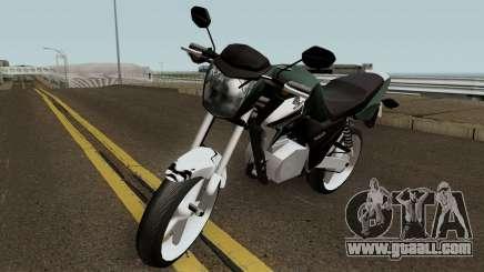 Honda CG Titan 150 Sporting (Light Version) for GTA San Andreas