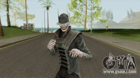 The Batman Who Laughs (Injustice: Gods Among Us) for GTA San Andreas