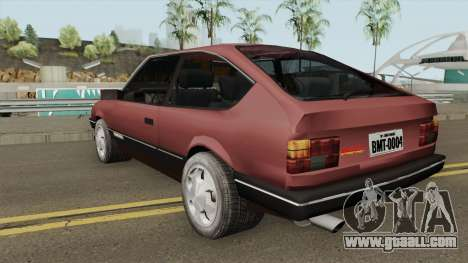 Chevrolet Monza SLE Hatch for GTA San Andreas