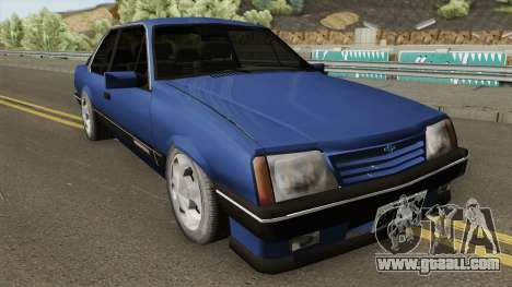 Chevrolet Monza SLE 2 Doors for GTA San Andreas