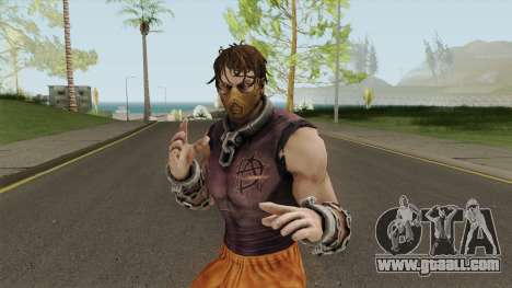 Dean Ambrose (Lunatic Fringe) from WWE Immortals for GTA San Andreas