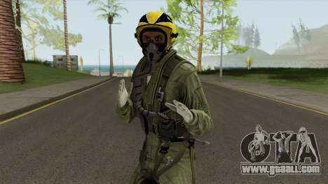F18 Pilot for GTA San Andreas