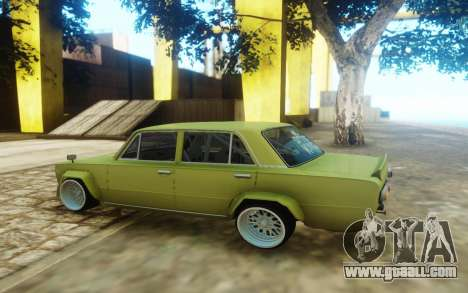 VAZ 2101 STANCEDRIFT PROJECT for GTA San Andreas