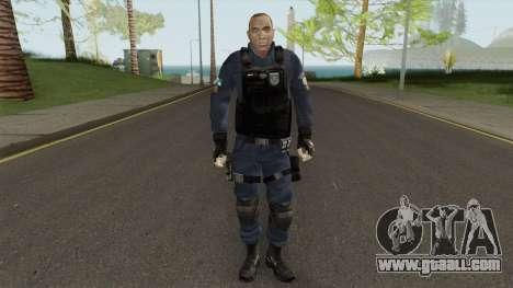 Skin PMERJ 2 for GTA San Andreas