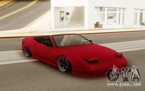 Nissan Silvia S15 Varietta Facelift 240SX for GTA San Andreas