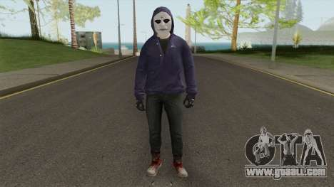 The Purge GTA Online Con Normalmap for GTA San Andreas