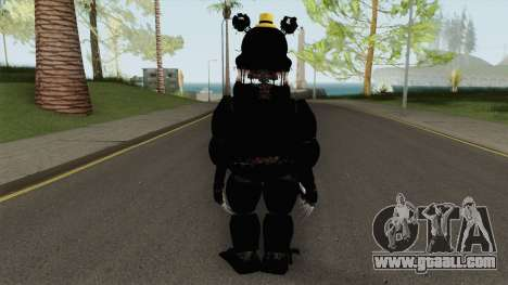 Nightmare Solid V7 for GTA San Andreas