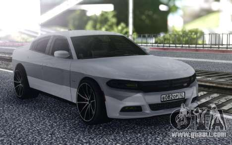 Dodge Charger RT 2016 for GTA San Andreas