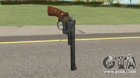 SW Model 29 Revolver for GTA San Andreas
