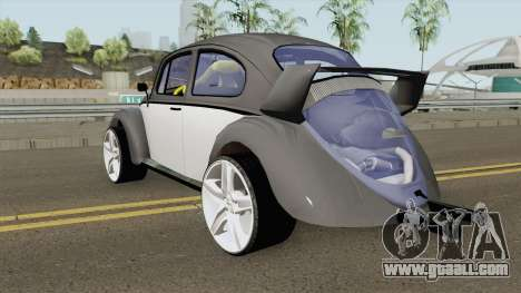 Volkswagen Beetle Engine V10 Viper for GTA San Andreas