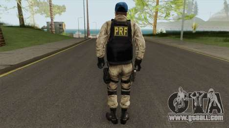 Skin Da Policia Rodoviaria Federal for GTA San Andreas
