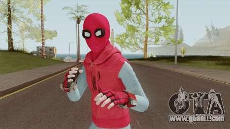 Spider-Man Homecoming AR V2 for GTA San Andreas