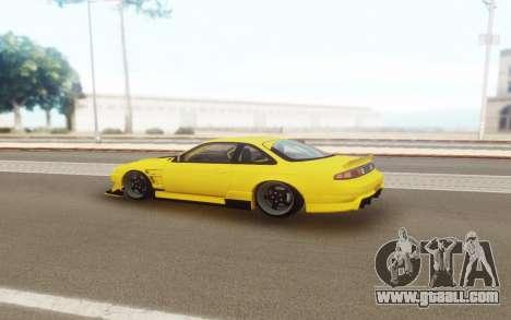 Nissan Silvia s14 kouki for GTA San Andreas