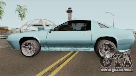 Buffalo Future for GTA San Andreas