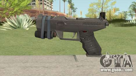 Takao T-20 Pistol for GTA San Andreas