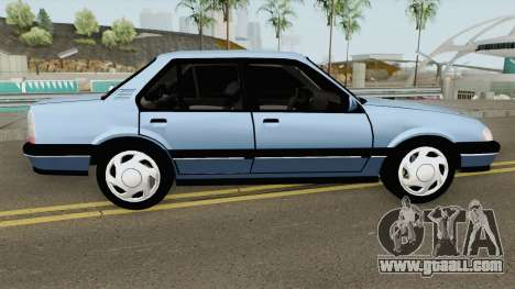 Chevrolet Monza GLS Shark 4 Doors for GTA San Andreas