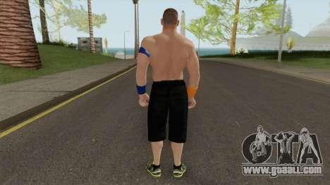 John Cena 2K18 for GTA San Andreas