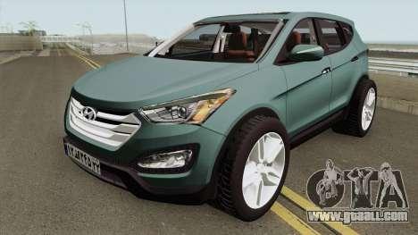 Hyundai Santa Fe 2015 for GTA San Andreas