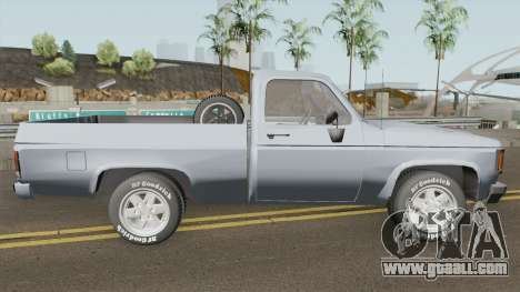 Chevrolet D20 IVF for GTA San Andreas
