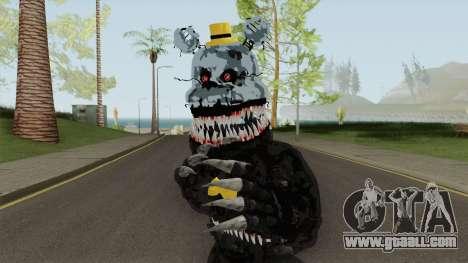 Nightmare Transparent V7 for GTA San Andreas