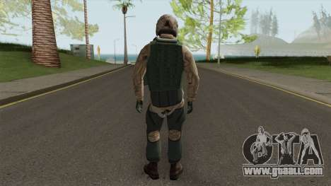 Raptor Pilot for GTA San Andreas