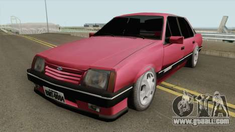 Chevrolet Monza SLE 4 Doors for GTA San Andreas
