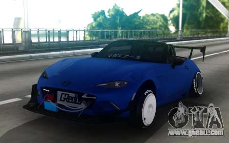 Mazda MX-5 Miata Cyberpunk for GTA San Andreas