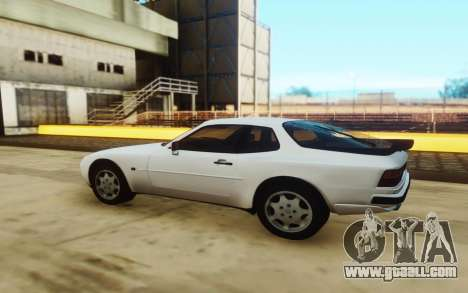 Porsche 944 Turbo for GTA San Andreas