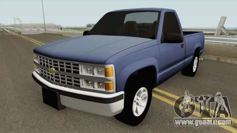 Chevrolet Silverado for GTA San Andreas