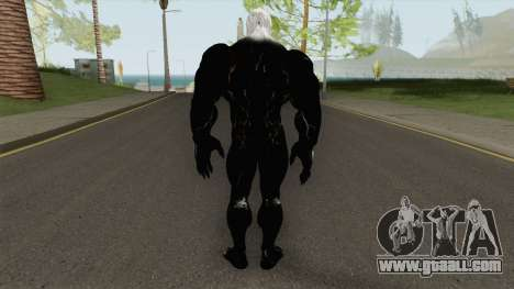 Ghost Venom Custom Skin for GTA San Andreas
