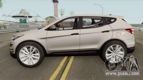 Hyundai Santa Fe 2015 V2 for GTA San Andreas