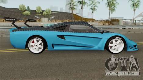 Airborne Mosler Super GT (Tyrus Style) Asphalt 8 for GTA San Andreas