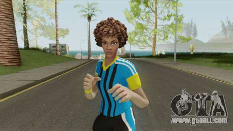 Jada (Fortnite Soccer) for GTA San Andreas