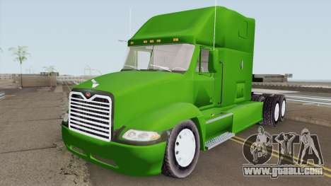 Mack Vision McDonald Recycling for GTA San Andreas