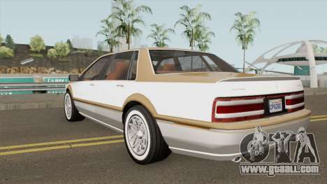 Cadillac SeVille Super Deluxe (Primo Style) 1997 for GTA San Andreas