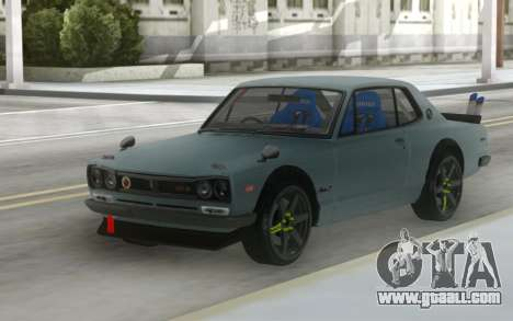 Nissan Skyline GT2000 Drift for GTA San Andreas