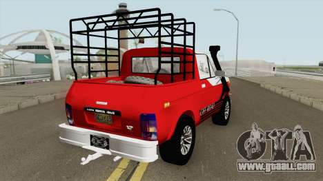 Lada Niva Pick Up for GTA San Andreas