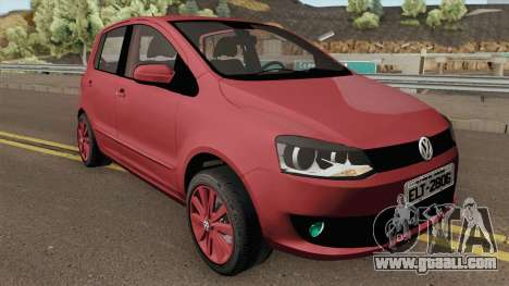 Volkswagen Fox 4P 1.0 2014 for GTA San Andreas
