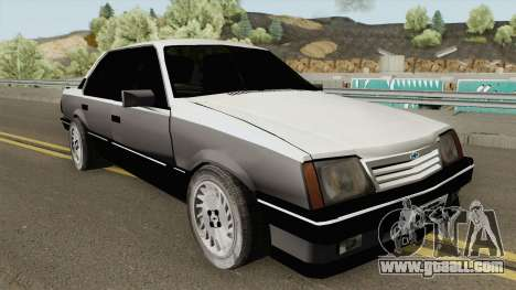 Chevrolet Monza 500 EF 4 Doors for GTA San Andreas