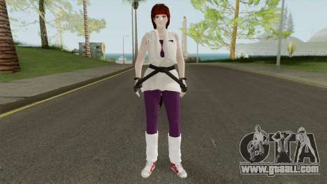 YurI KOF for GTA San Andreas
