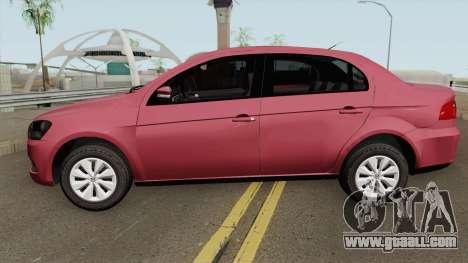 Volkswagen Voyage G6 Trend 2014 for GTA San Andreas