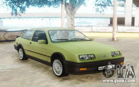Ford Sierra for GTA San Andreas