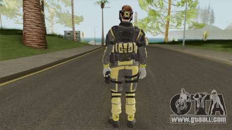 Finka From Rainbow Six Siege for GTA San Andreas