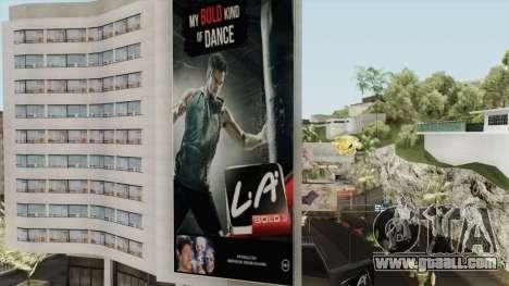 New Billboard (Final Part) for GTA San Andreas