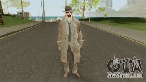 Trevor The Purge Cosplay for GTA San Andreas