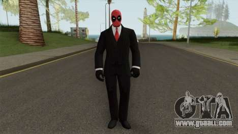 MR DeadPool for GTA San Andreas