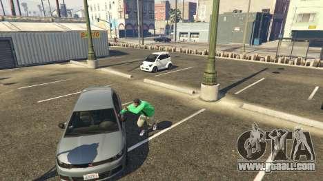 GTA 5 Vehicle Collision System & Vehicle Push 1.9