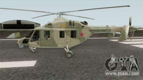KVZ Ansat for GTA San Andreas