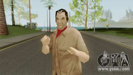 Colonel Juan Garcia Cortez (VC) for GTA San Andreas